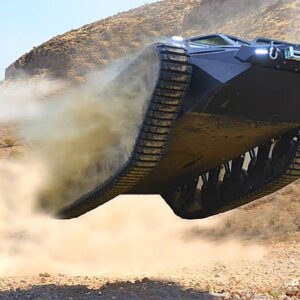 10 FASTEST Military Vehicles In The World