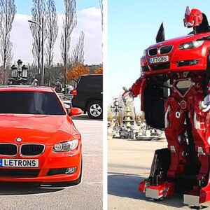 10 Transforming Cars That Will Blow Your Mind