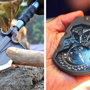 10 ULTIMATE Survival Tools You Should For 2021