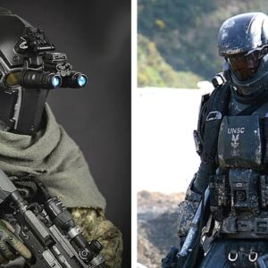 8 Most Terrifying Military Uniforms In The World