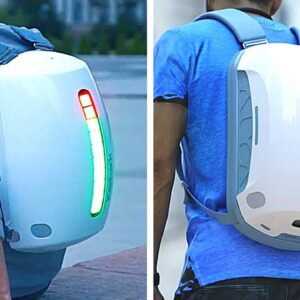 10 ADVANCED Backpacks That Are On Another Level