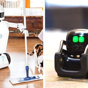 10 HOME Robots That Will Do Your Chores