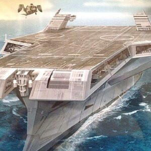 10 Most Powerful AIRCRAFT CARRIERS In The World