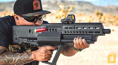 10 Most Powerful Shotguns In The World