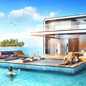12 Most Expensive Floating Homes In The World