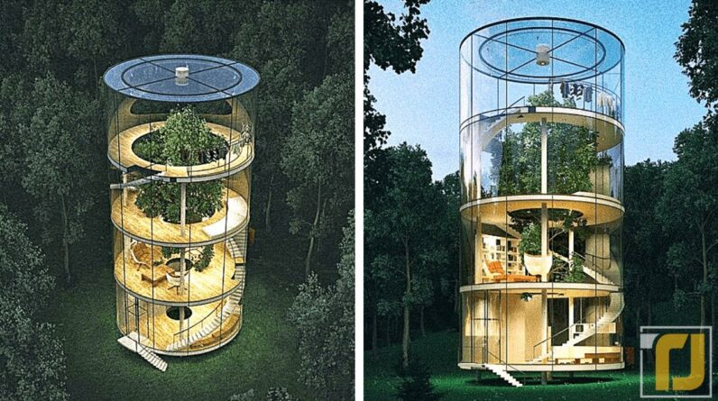 14 Most Unusual Homes In The World