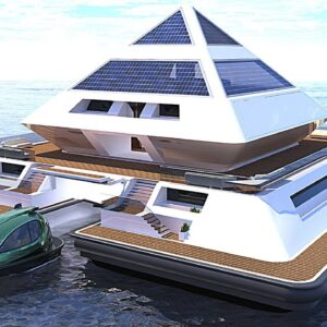 10 COOLEST Houseboats You Can Totally Own!