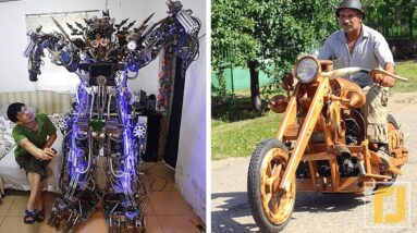 12 Homemade Inventions That Will Amaze You