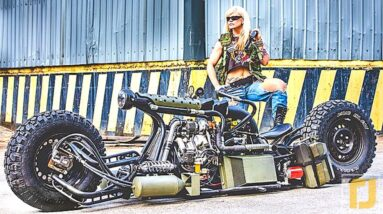 12 Rare Monster Motorcycles You Must See!