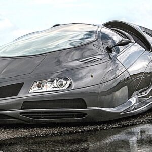 12 Unusual Cars You'll See For The First Time