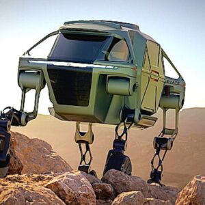 15 Vehicles You'll See For The First Time In Your Life!