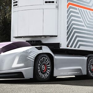 12 Future Trucks & Busses That Will Blow You Away