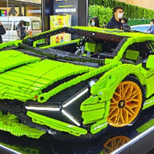 10 Genius Lego Projects You Must See