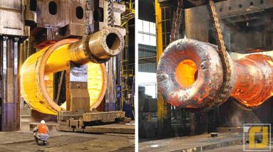 12 Craziest Metal Forming Machines You'll Ever See!