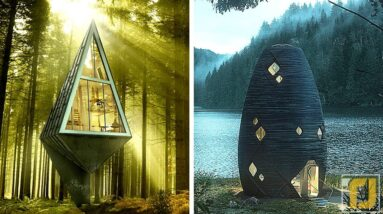 12 Most Amazing Tiny Homes In The World