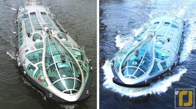 12 Most Unusual Future Transportation Systems