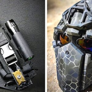 12 Must Have Tactical Survival Gadgets