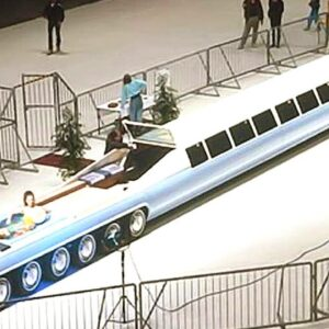 15 Longest Vehicles You'll Ever See