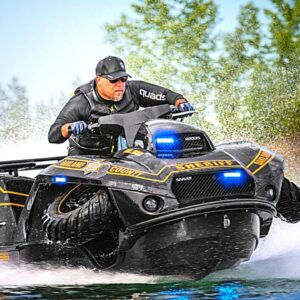 10 INSANE Police Vehicles You've Never Seen