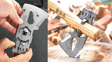 12 Survival Gadgets That Are On Another Level