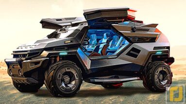 9 Most Advanced Vehicles You'll Ever See